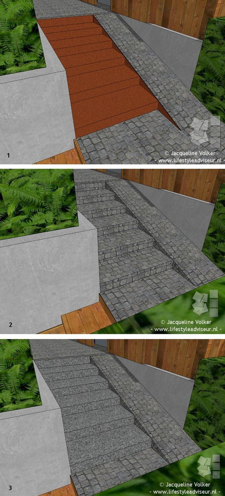 17 beste idee n over tuin trappen op pinterest buiten - Trap ontwerpen ...