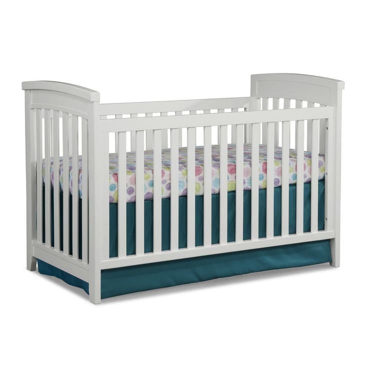 Midtown Cottage Crib