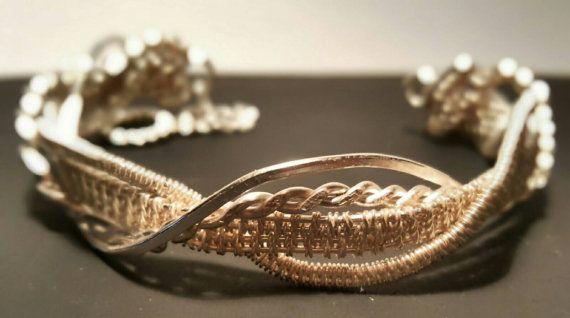 Bracelet texturé