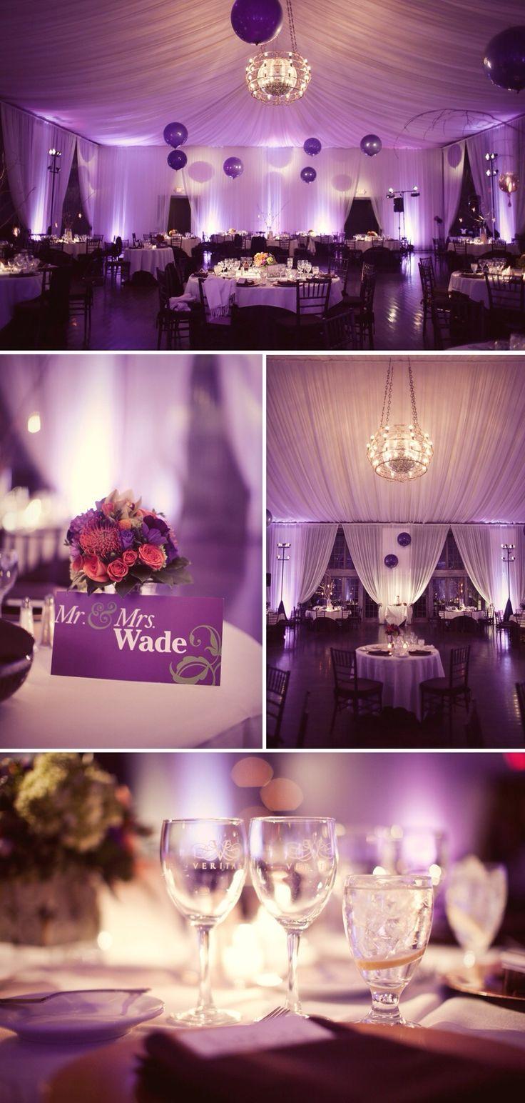 Violet an James wedding reception