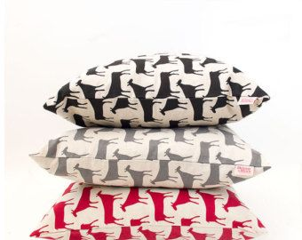Pillow - Herds cushion cover