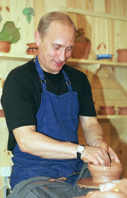 Rare and never-before-seen photos of Vladimir Putin On October 7, 2015, Russian President Vladimir Putin has turned 63 year. Putin is spending the day of his birthday on a work trip to Sochi.  Russian President Vladimir Putin is a master of sports in judo. He is a repeated judo champion of St. Petersburg and has a black belt in karate. Putin has been doing sambo and judo since he was eleven. The Russian president also goes in for bobsleigh, curling, arm wrestling and badminton putin_photos