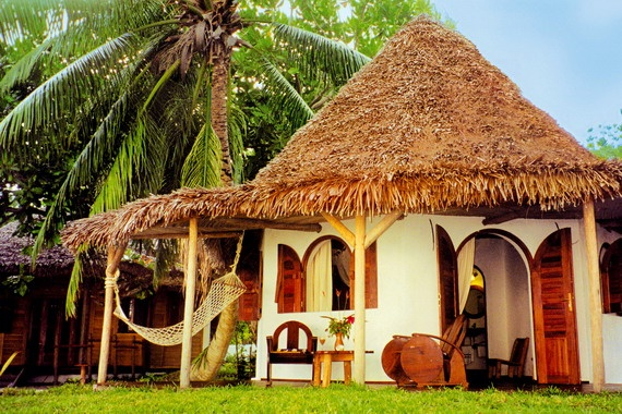 Cozy house in St. Marie, #Madagascar © Easyvoyage