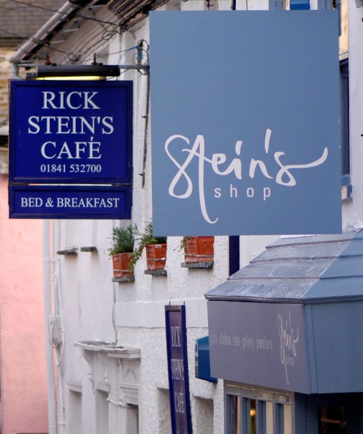 Rick Stein has 5 seafood restaurants in Padstow, Winchester, Sandbanks and Porthleven. The seafood restaurant-Padstow was first established by Rick and his wife Jill in 1974 and has established an international reputation for serving the freshest fish and shellfish, combined with classic flavours using Rick's recipes for over 40 years.  https://restaurateurs.resdiary.com/blog/for-diners/item/428-seafood
