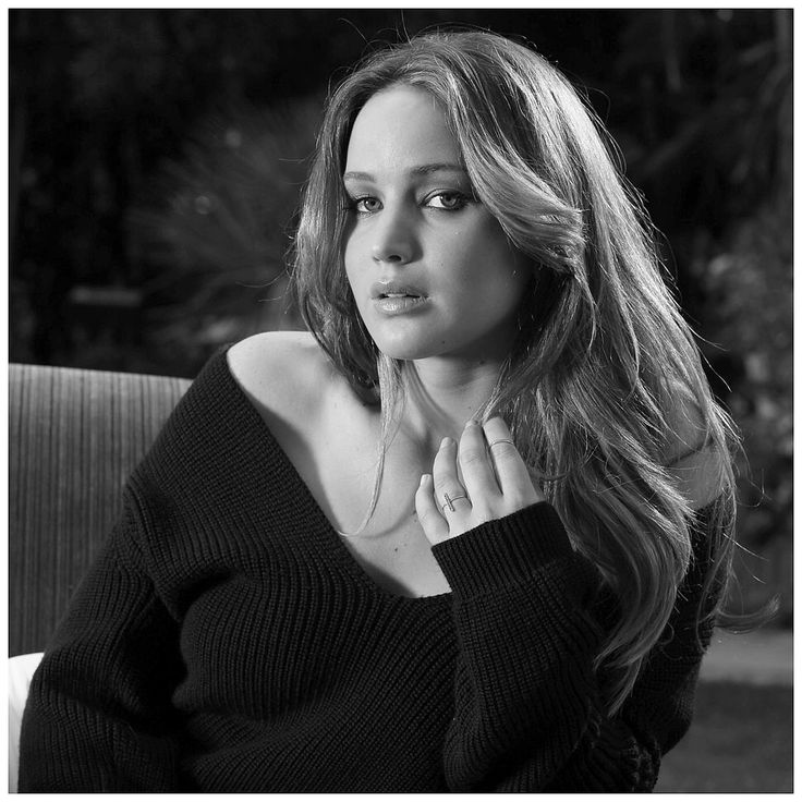 Jennifer Lawrence - Photographed by Kirk McKoy Photographic Collection.