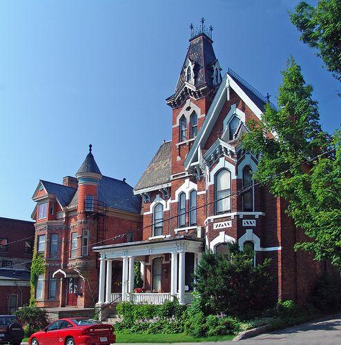 Brockville, Ontario Victorian by Light Collector.