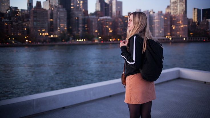 A daypack designed to carry everything you need effortlessly