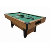Found it at Wayfair - Dynasty Space-Saver Pool Table & Accessories