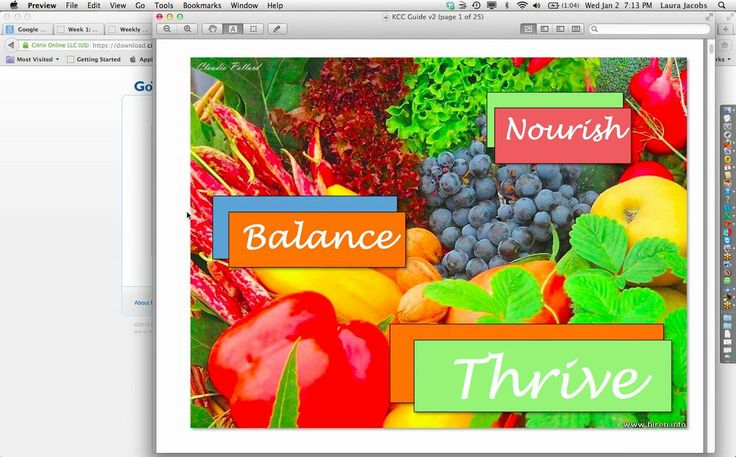 Webinar with Laura Jacobs: Kickin' Candida Cleanse--Start a Detox Revolution 1-2-13 7.08 PM