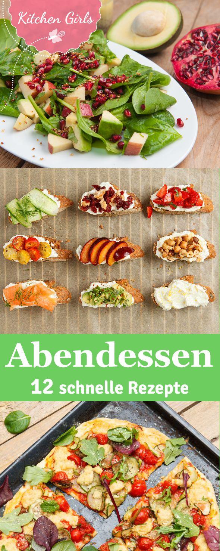 69 best Schnelle Rezepte images on Pinterest | Feierabend, Für sie ...