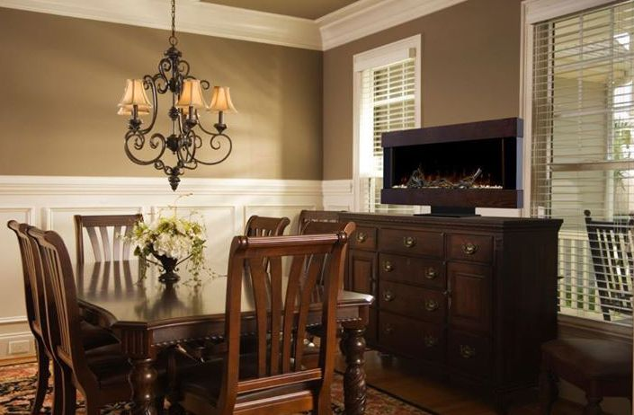 58 Best Electric Fireplaces In Real Homes Images On Pinterest Fireplace Ideas Electric