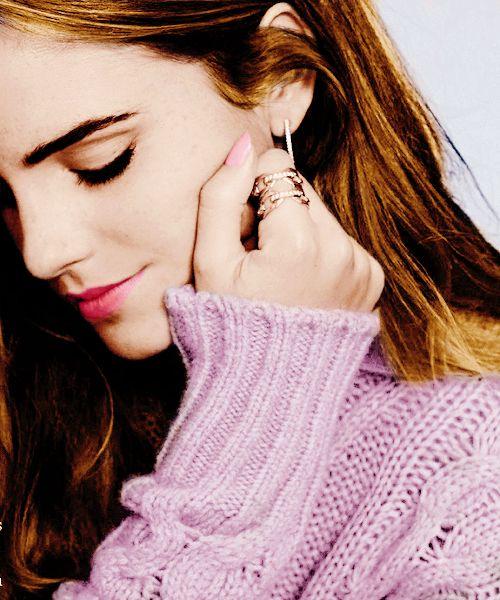 Emma Watson for ELLE Spain (October 2015)