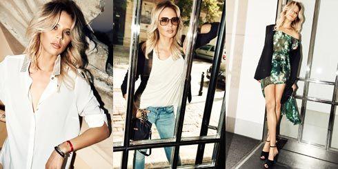 #MOHITO linia Exclusive #Maja Sablewska