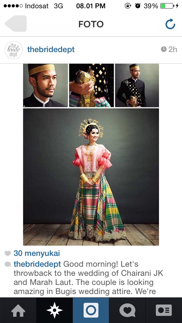 Brides (Ade, daughter of Jusuf Kalla)