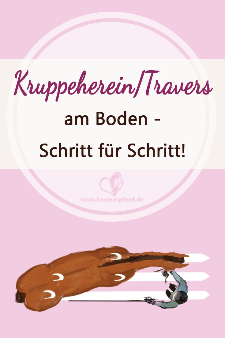 Kruppeherein / Travers am Boden – so geht's!