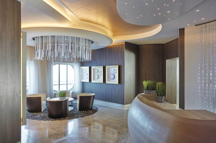 Regent Seven Seas: Spa Reception