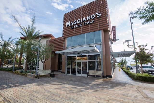 Address, Contact Information, & Hours of Operation for all Maggiano's Little Italy Locations