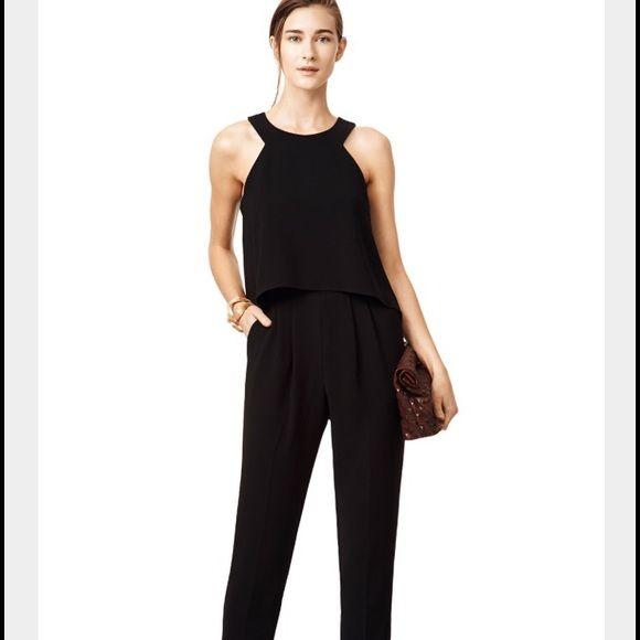 Trina Turk jumpsuit Black Trina Turk jumpsuit only been worn once Trina Turk Other