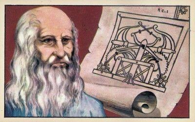 Leonardo da Vinci, 1975