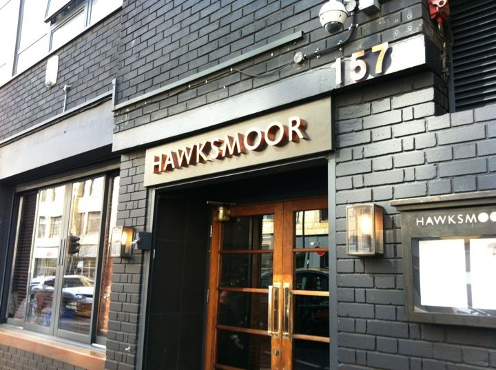 Amazing steaks and cocktails - Hawksmoor in London, Greater London