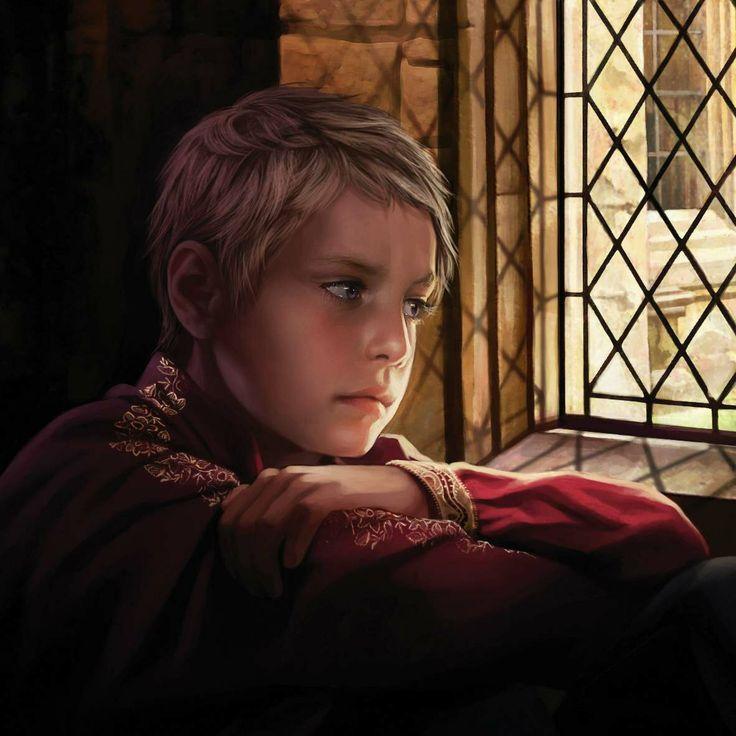 Aegon Targaryen · Magali Villeneuve