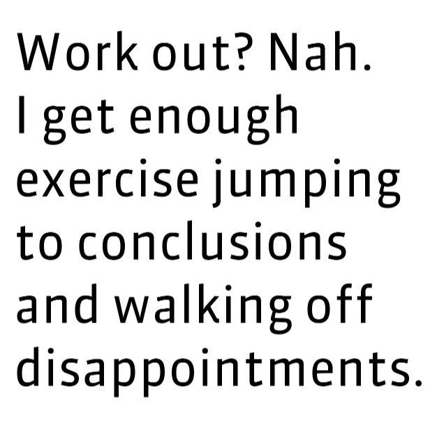 Jumping To Conclusions Quotes Custom 43 Best Jumping To Conclusions Images On Pinterest  Favorite