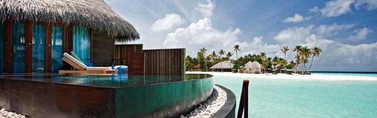Constance Halaveli Resort Maldivene