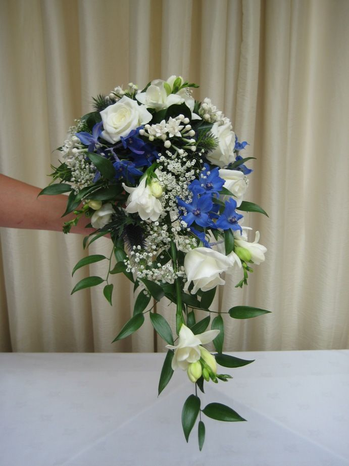 blue flowers wedding bouquet 25 best ideas about blue bridal bouquets on 1934