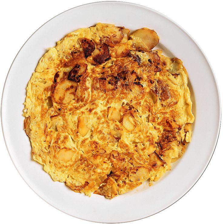 Tortilla Española | Recept från Köket.se