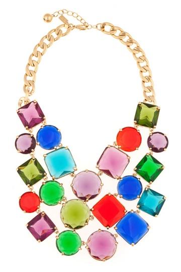 Kate Spade, love her jewels!