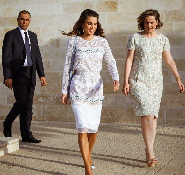 De stijl van Koningin Rania   ModekoninginMaxima.nl