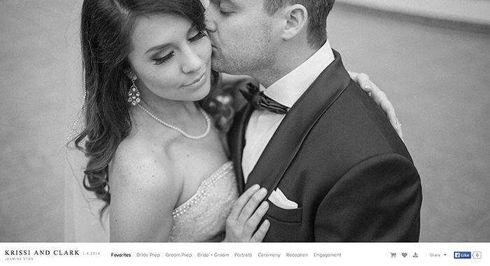 Online Photo Galleries for Clients - Jasmine Star Photography Blog (Pixieset)