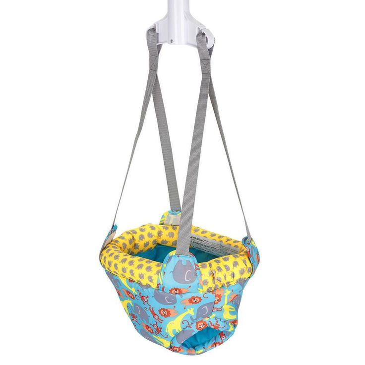 Evenflo ExerSaucer Doorway Jumper - Safari Trek