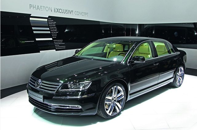 2017 Volkswagen Phaeton Hybrid Specs, Price and Release Date