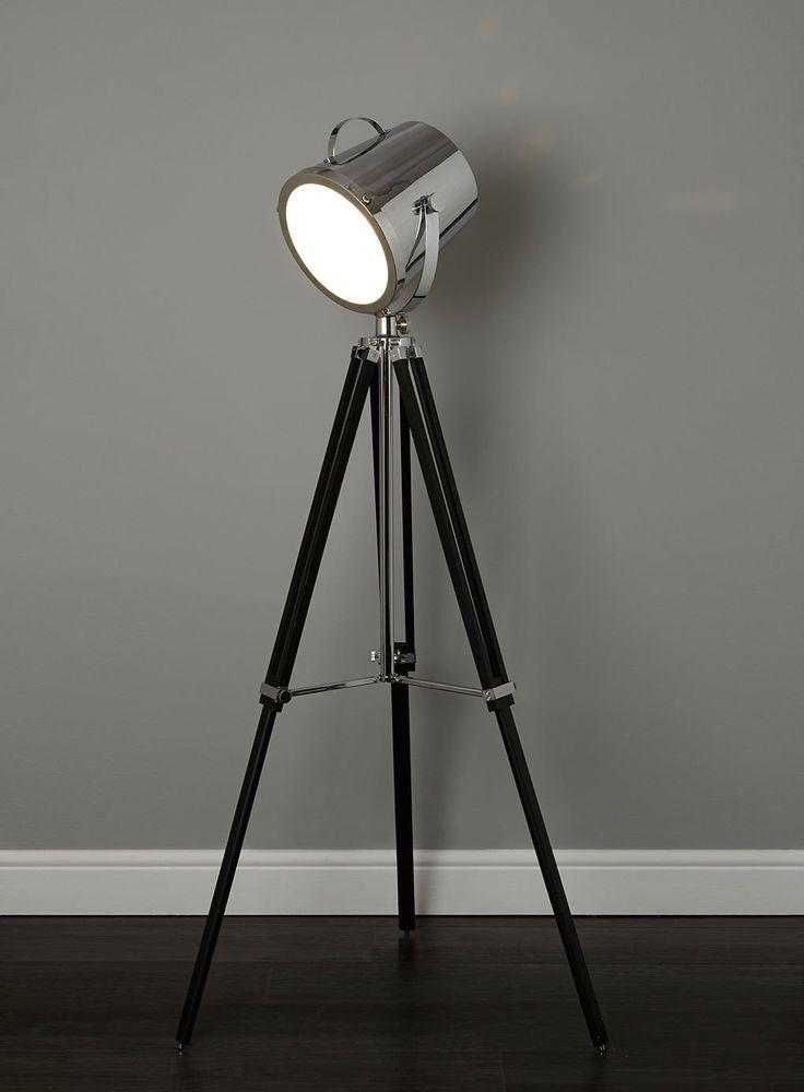 Cody Camera floor lamp