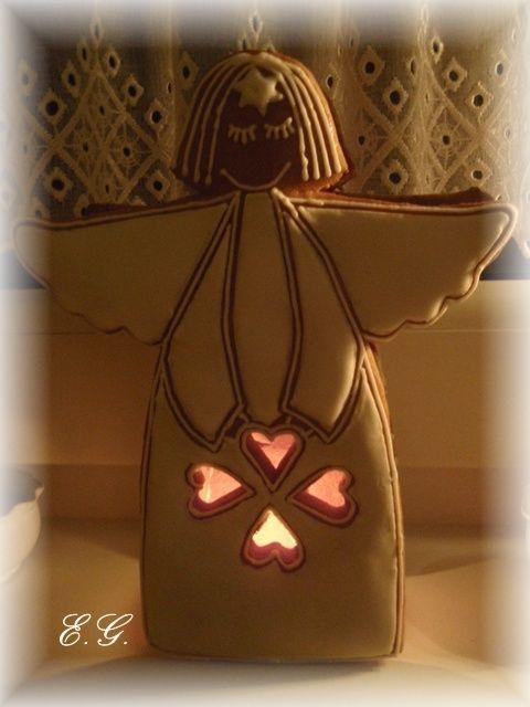 Perníkový anděl