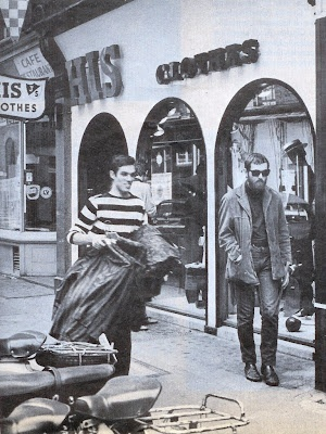 Mod •~• 'His Clothes,' Carnaby Street, London