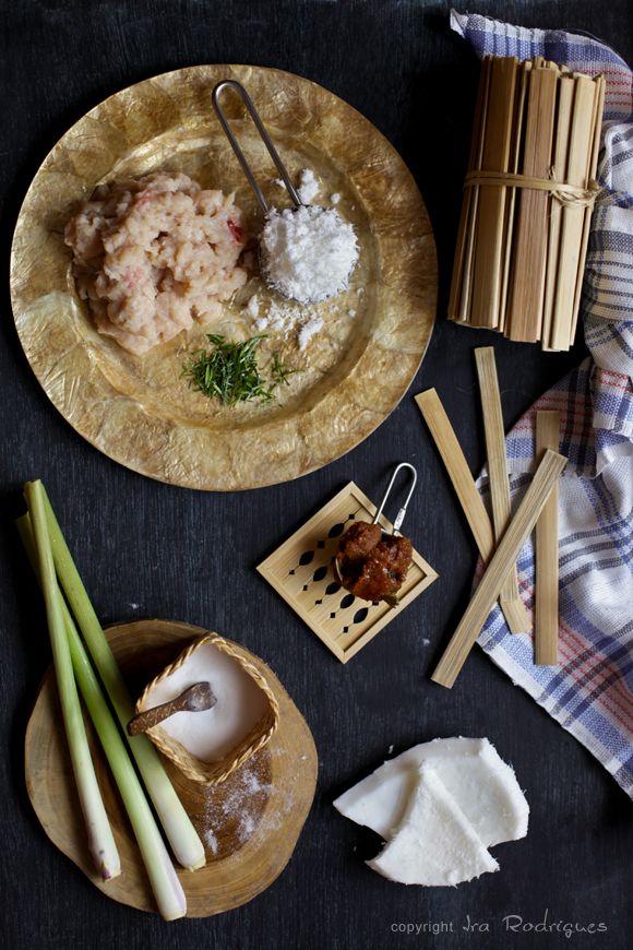 Balinese chicken sate2