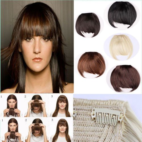weaving hair styles bangs ebay need hair bangs 3814