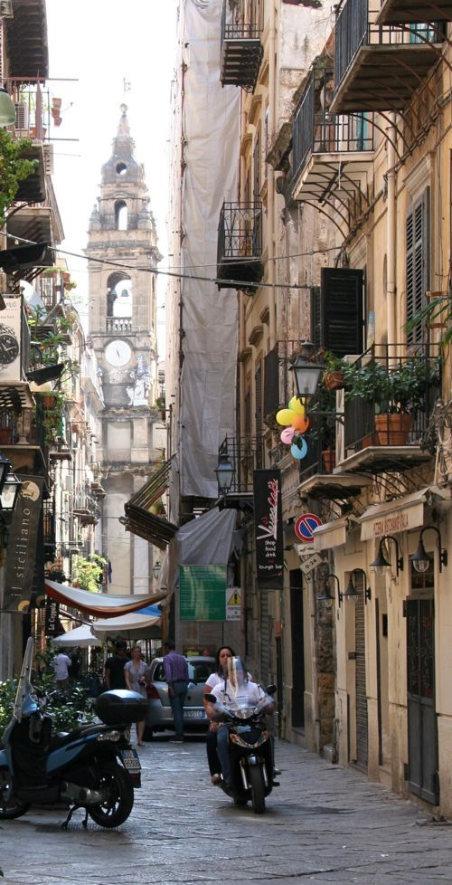 Palermo, Sicily, Italy                                                                                                                                                                                 More