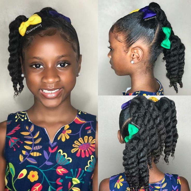 Check out my previous post for product information #mommyandmenaturalistas #IAMAWOG #curlykidshaircare #kissegirl #detangling…
