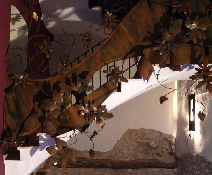 Hotel Rural Cal Torner - Els Guiamets (Priorat) - Entrada bodega