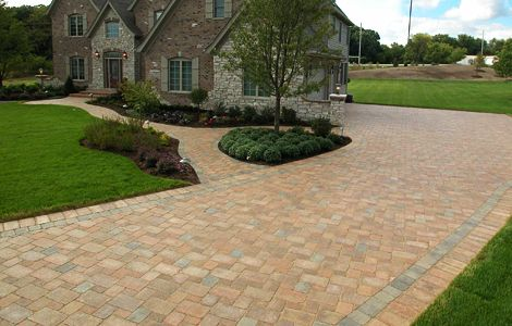 Russel Lokun   Unilock Old Greenwhich Cobble Standard Pavers