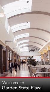 Westfield Garden State Plaza mall in Paramus, NJ