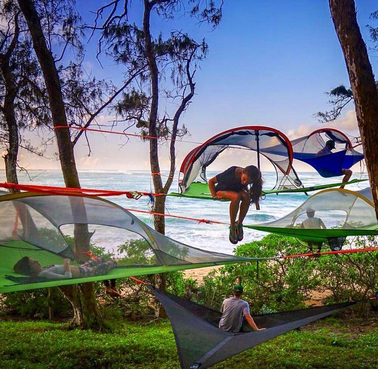 푸른 경치가 한 눈에 보이는 장소. 함께 있으면 즐거운 말동무. 침대처럼 편안한 트리텐트 텐트사일. 이 3가지만 있으면 당신의 여행은 아름다운 추억으로 남을 것입니다.  http://www.tentsile.co.kr  #tentsile #magforcekorea #treetent #tent #camp #camping #travel #텐트사일 #맥포스코리아 #트리텐트 #텐트 #캠프 #캠핑 #여행