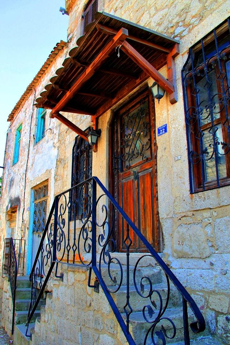 Traditional Alaçatı house