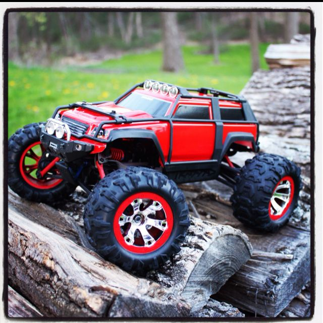 Bon Traxxas Summit VXL 1/16 RC Truck 4WD Brushed RTR (7205) $230.52