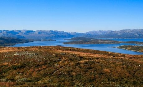 Se Hardangervidda fra Falkeriset