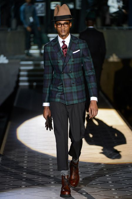 Dsquared², fall 2013