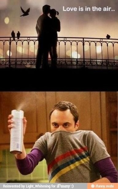 How I feel on campus during Spring, Winter, Valentine's Day, and just about every other day.